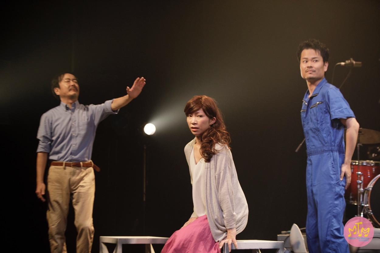 撮影:河西沙織(劇団壱劇屋)